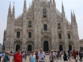 We are in Milan