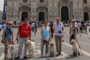 Journey to Milan for the WDS_Jun'15. First photos of the glorious trip.