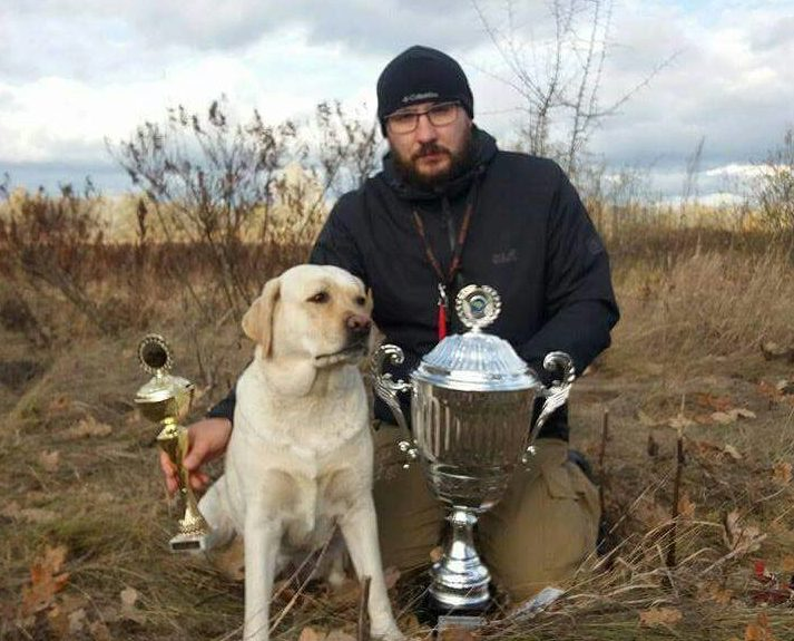 29.10.2016 CACT, Ukrainian Championship for Retrievers, Kyiv, Ukraine